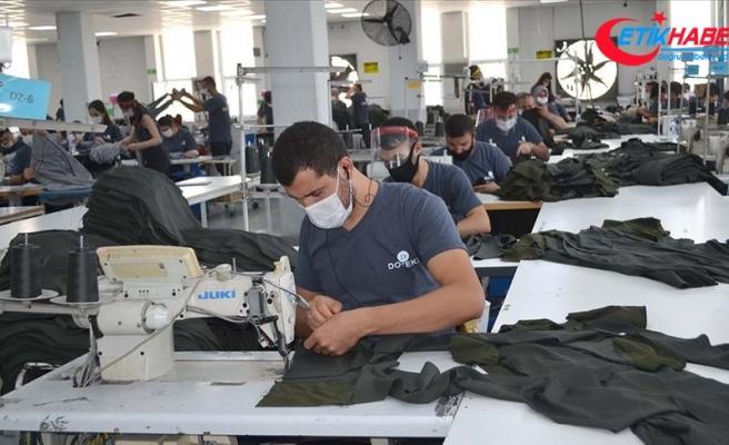 Akdenizden hazır giyim ve konfeksiyon ihracatı yüzde 25 arttı