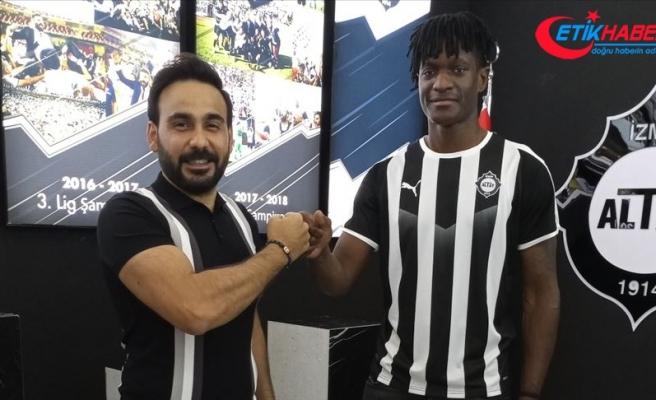 Altay'ın yeni golcüsü Gnanduillet, Süper Lig hedefine inanıyor
