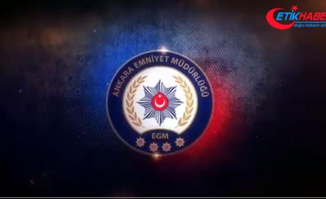 Ankara'da trafikte makas atan sürücülere ceza yağdı