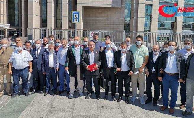 Aylin Nazlıaka'nın İstanbul Sözleşmesi açıklamasına suç duyurusu