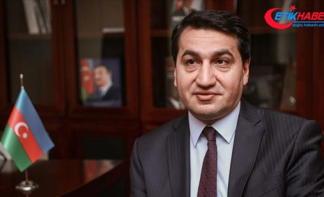 Azerbaycan'dan Türkiye'nin Doğu Akdeniz'deki faaliyetlerine destek