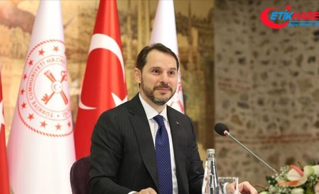 Bakan Albayrak: İnşaat sektöründen güzel haberler gelmeye devam ediyor