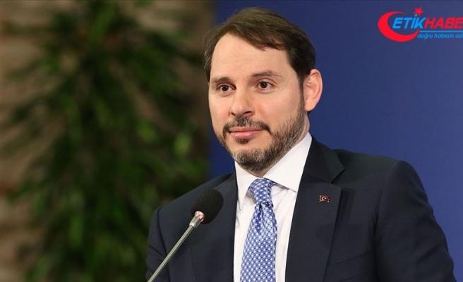 Bakan Albayrak: Türkiye üst lige çıkma hedefinden sapmadan yoluna devam ediyor