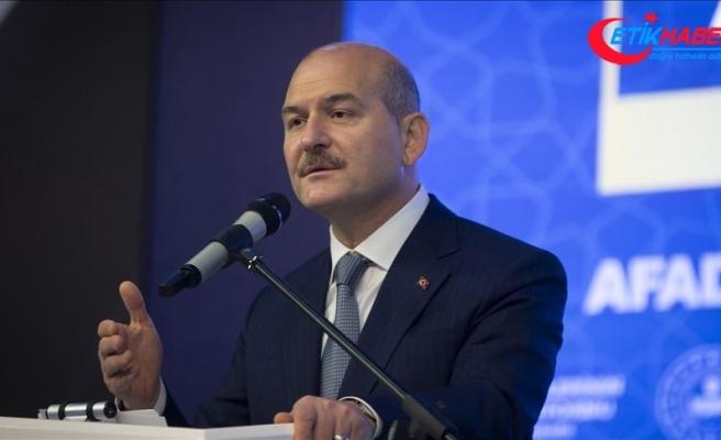Bakan Soylu'dan CHP Gençlik Kolları üyesine 'DHKP-C' tepkisi