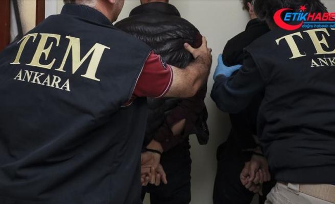 Başkentte DEAŞ operasyonu: 10 gözaltı