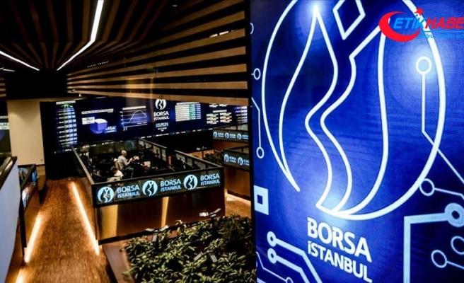 Borsa, 3 haftanın en yüksek kapanışını yaptı