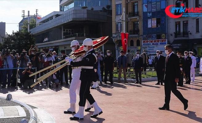 Büyük Zafer'in 98. yıl dönümü kutlanıyor