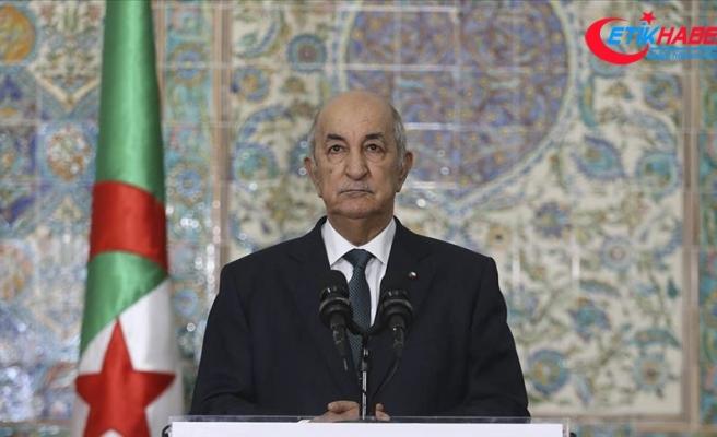 Cezayir Cumhurbaşkanı Tebbun: Sömürgecilik suçları Fransa'nın gerçek yüzünü ortaya çıkardı