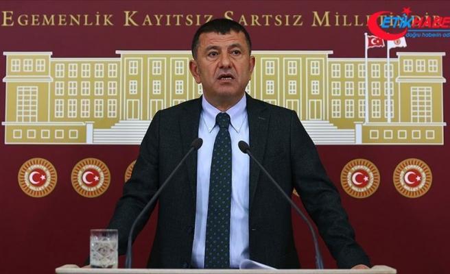 CHP'li Ağbaba: Esnafa karşılıksız nakit destek sağlanmalı