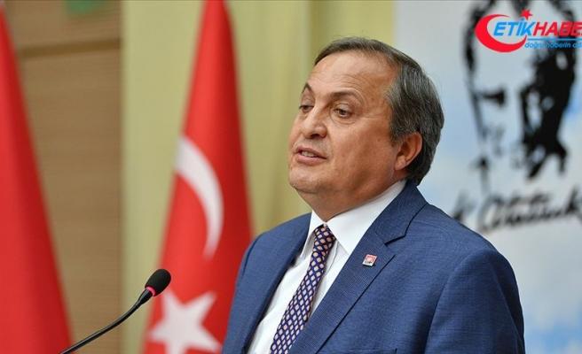 CHP'li Torun: Haliç'te iddia edildiği gibi bir kirlilik söz konusu değil