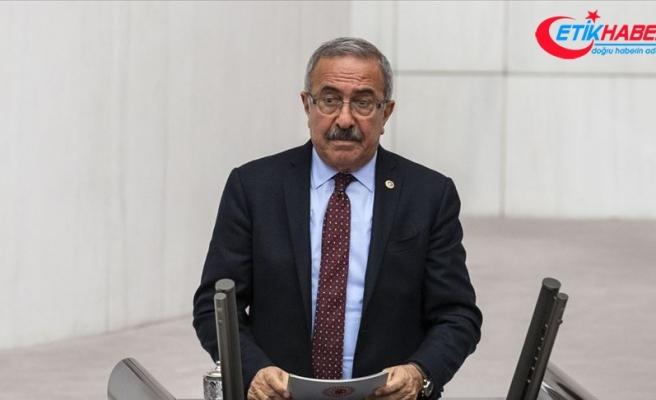 CHP Osmaniye Milletvekili Baha Ünlü'nün Kovid-19 testi pozitif çıktı