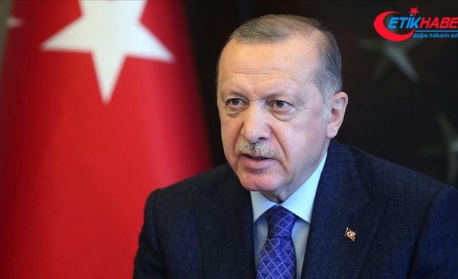 Cumhurbaşkanı Erdoğan'dan savaş gemilerine talimat
