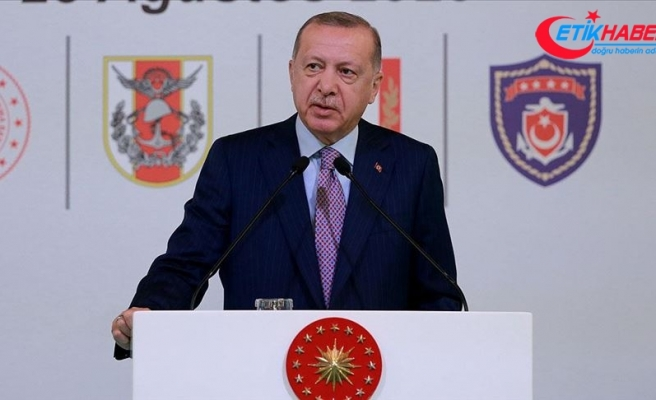 Cumhurbaşkanı Erdoğan: Türkiye savunma sanayisinde kararlı bir şekilde yoluna devam ediyor