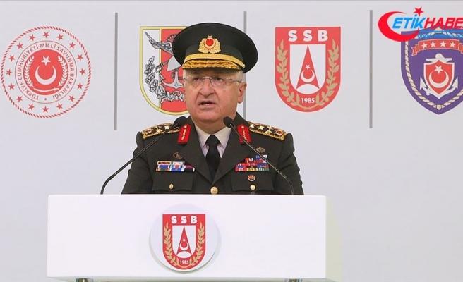 'Deniz Kuvvetleri Komutanlığımızın kendisine verilen görevleri kararlılıkla yerine getireceğine inancımız tamdır'