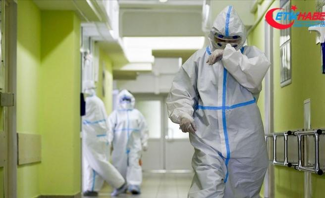 Dünya genelinde Kovid-19 tespit edilen kişi sayısı 18 milyon 704 bini geçti