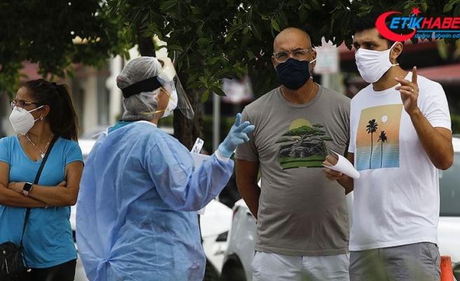 Dünya genelinde Kovid-19 tespit edilen kişi sayısı 20 milyon 526 bini geçti