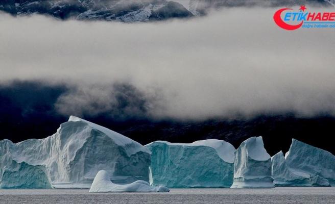 Dünya üzerinde 30 yıldan kısa sürede 28 trilyon ton buzul eridi