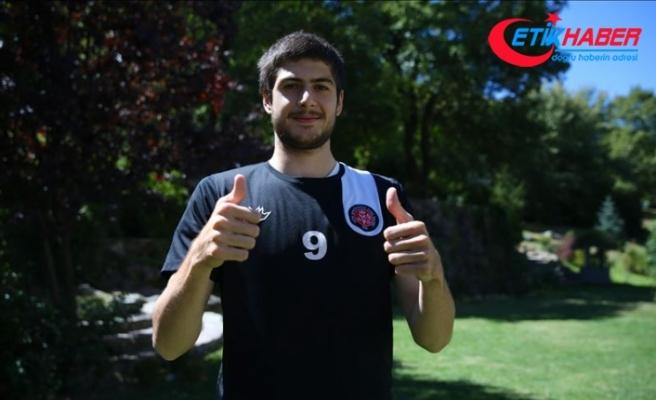 Fatih Karagümrük'ün yeni transferi Vato Arveladze: Şota'dan daha iyi olmaya çalışacağım