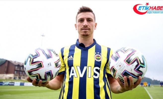 Fenerbahçe'nin yeni transferi Mert Hakan Yandaş: Bu çatı altında olmak büyük onur