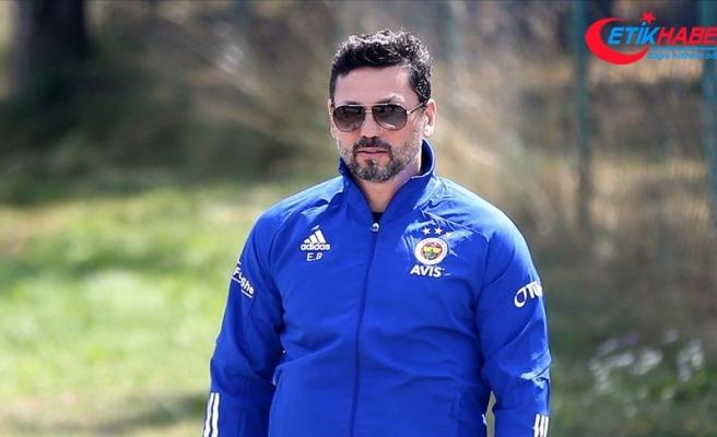 Fenerbahçe Teknik Direktörü Bulut: İkincilik ya da üçüncülük benim için başarısızlık