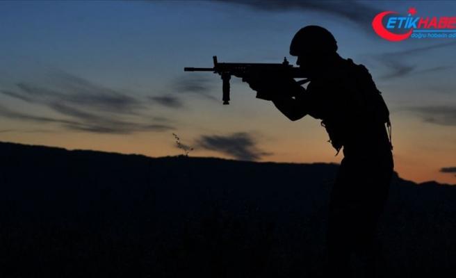 Fırat Kalkanı bölgesinde sızma girişimindeki terörist etkisiz hale getirildi