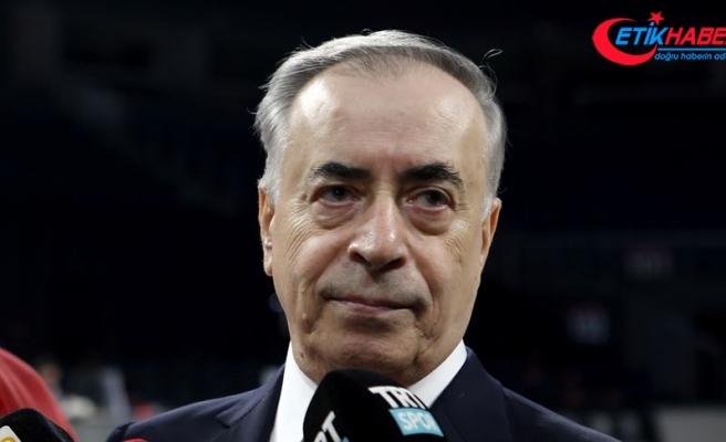 Galatasaray Başkanı Cengiz: Mensah'a teklif vermedik