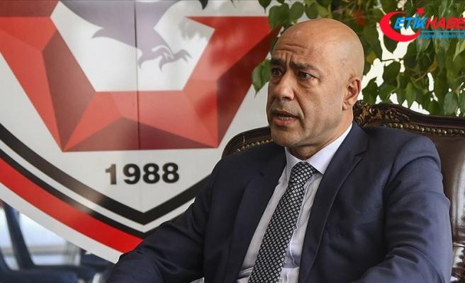Gaziantep FK'de sportif direktör Fatih İbradı istifa etti
