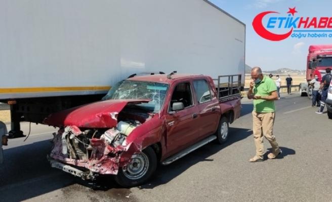 Gaziantep'te tır şoförü dehşeti: 3 yaralı