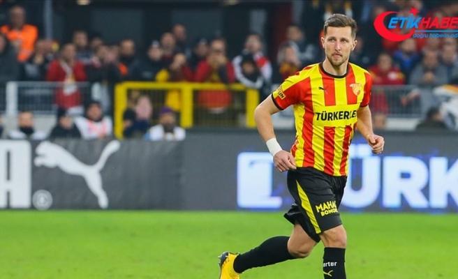 Göztepeli futbolcu Kamil Wilczek, Kopenhag'a transfer oldu