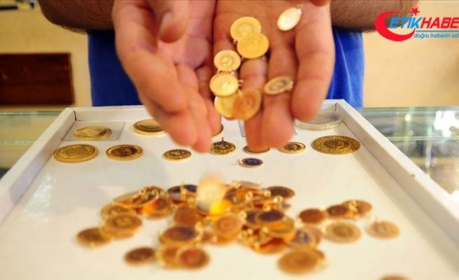 Gram altın 508 lira seviyelerinde