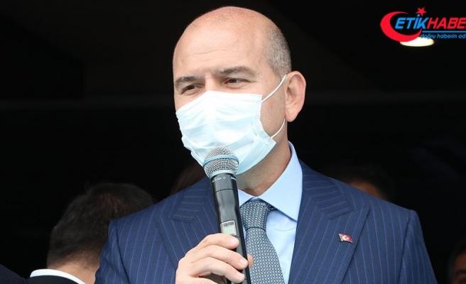 İçişleri Bakanı Soylu: Biz tıbbın kitabını yazmış bir medeniyetiz