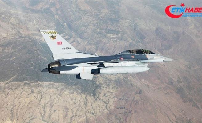 Irak'ın kuzeyinde saldırı hazırlığındaki 4 PKK'lı terörist etkisiz hale getirildi