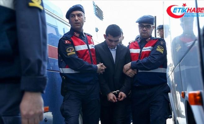 Isparta'da üniversite öğrencisi Güleda Cankel'in öldürülmesi davasında sanık Zafer Pehlivan'a müebbet hapis