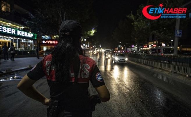 İstanbul'da asayiş uygulamasında 287 şüpheli yakalandı