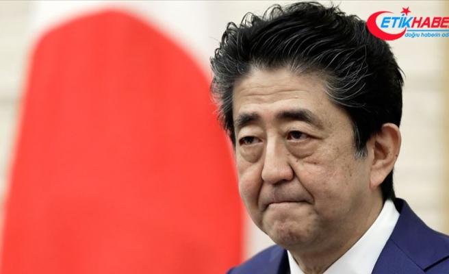Japonya Başbakanı Abe'nin istifa edeceği iddia edildi