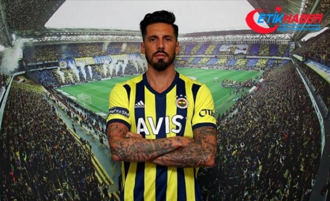 Jose Sosa Fenerbahçe'de