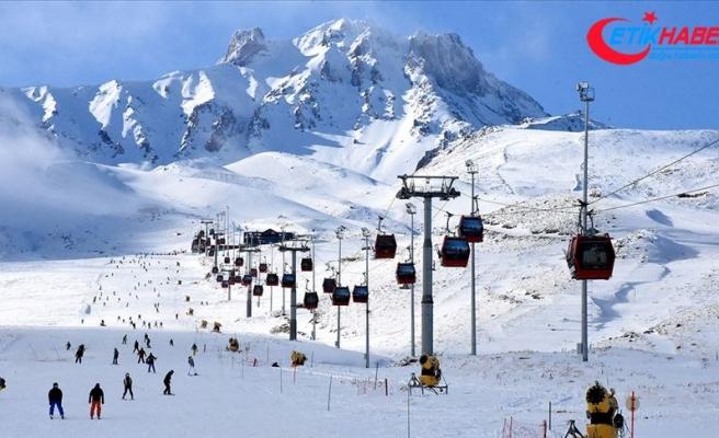 Kış turizmi merkezlerinden Erciyes'te jeotermal sondaj çalışması yapılacak