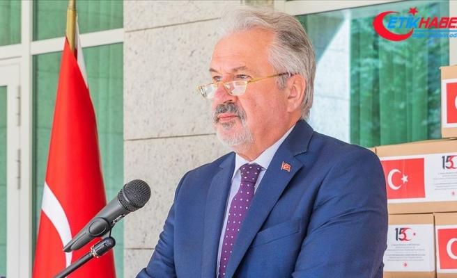 Kişinev Büyükelçisi Sökmensüer: Gagauz Özerk Yeri, Türkiye için özel öneme sahip