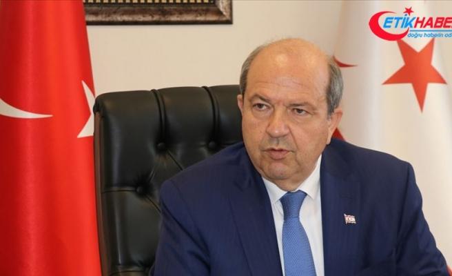 KKTC Başbakanı Tatar, Fransa'yı GKRY'ye askeri desteği nedeniyle kınadı
