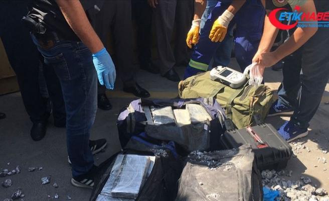 Kocaeli'de yarım tonu aşkın kokain ele geçirilmesine ilişkin 3 kişi gözaltına alındı