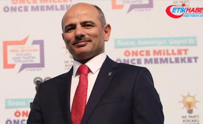 Körfez Belediye Başkanı Şener Söğüt'ün Kovid-19 testi pozitif çıktı