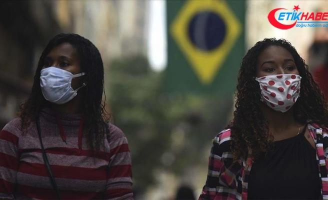 Kovid-19 nedeniyle son 24 saatte Brezilya'da 1085, Hindistan'da 1023, Meksika'da 626 kişi öldü