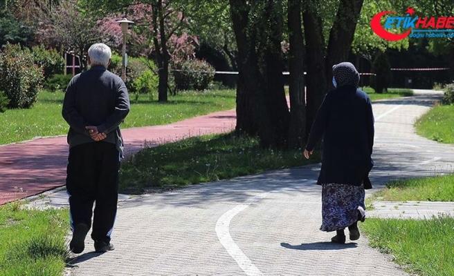 Kütahya'da 65 yaş ve üstündekilere bazı kısıtlamalar getirildi