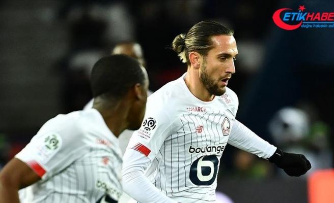 Lille deplasmanda tek golle kazandı