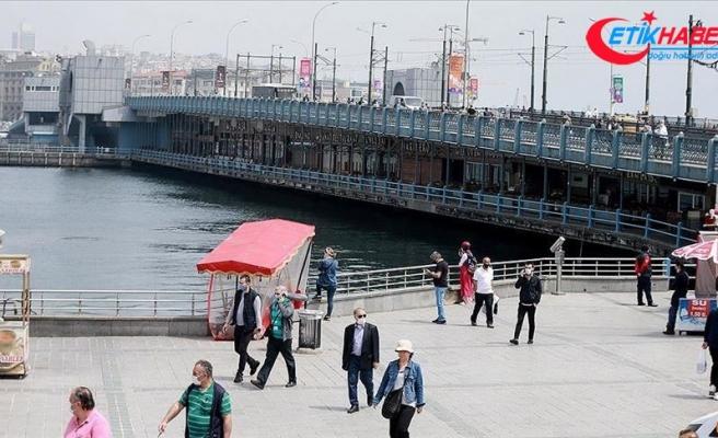 Marmara Bölgesi'nde sıcaklıklar mevsim normallerinin 3-5 derece üzerinde olacak
