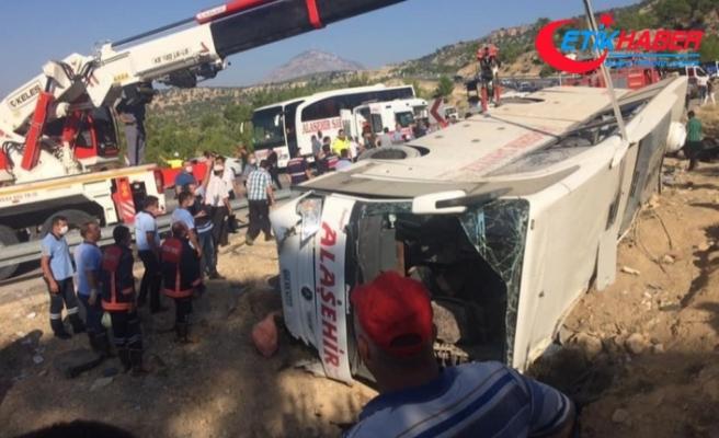 Mersin'de askerleri taşıyan otobüs kazasından bir acı haber daha geldi