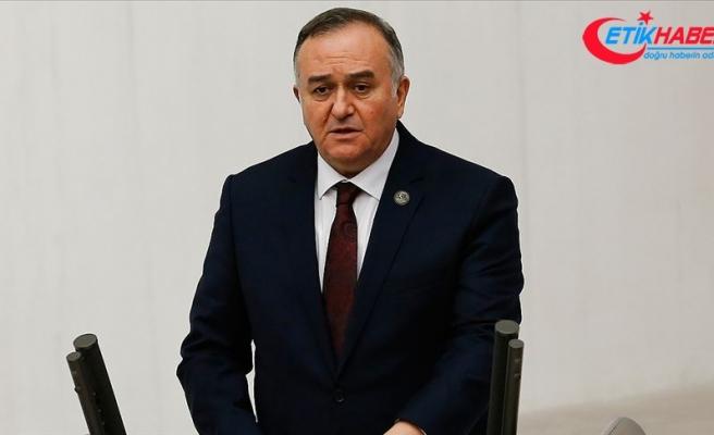 MHP'li Akçay: Siz bizatihi PKK'nın ta kendisi olmuşsunuz