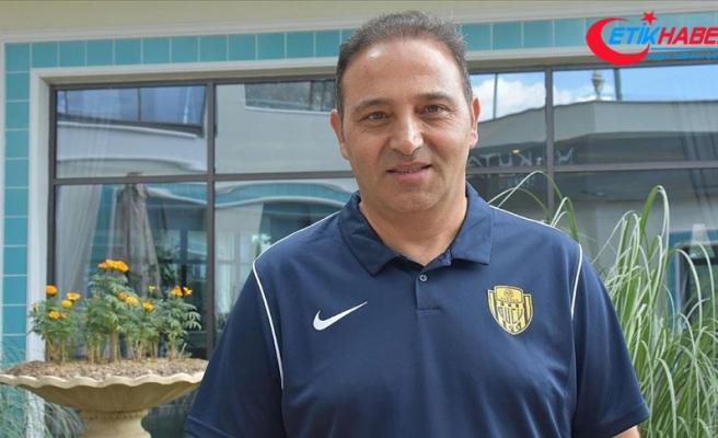MKE Ankaragücü Teknik Direktörü Fuat Çapa: Transfer yasağının kalkması gerekiyor