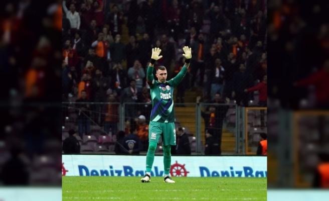 Galatasaraylı Muslera'nın kasım ayında sahalara dönmesi bekleniyor