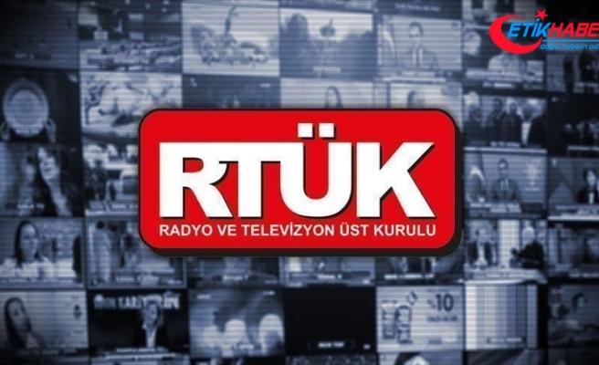 RTÜK'ten Sözcü'nün TV kanalına, TV 8'e, TELE 1 ve TLC'ye ceza